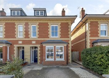 Sandecote, Norman Road, Winchester, Hampshire SO23. 4 bed semi-detached house for sale