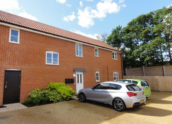 Thumbnail 3 bed flat to rent in East Close, Bury St. Edmunds