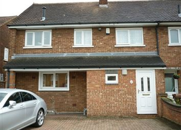 Thumbnail 3 bed semi-detached house to rent in Gourney Grove, Stifford Clays, Grays, Essex