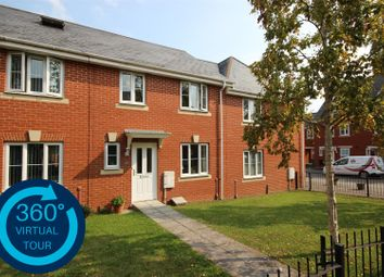 Thumbnail 3 bed terraced house for sale in Crown Way, Middlemoor, Exeter