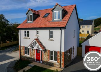 Thumbnail 4 bed detached house for sale in Wyatt Close, Bovey Tracey, Newton Abbot
