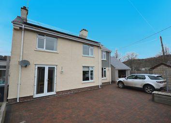 Thumbnail 4 bed detached house for sale in Denbigh Road, Llanfair Th