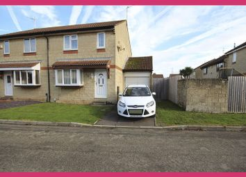 Thumbnail 3 bedroom semi-detached house for sale in Swanage Close, St. Mellons, Cardiff
