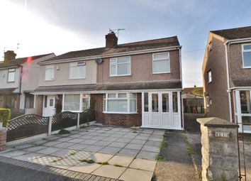 Thumbnail 3 bed semi-detached house for sale in Wastdale Drive, Moreton, Wirral