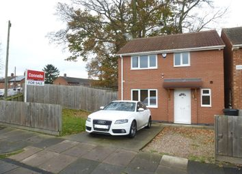 Thumbnail 3 bedroom detached house for sale in Devon Way, Evington, Leicester