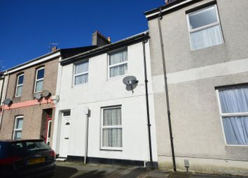 3 bed terraced house for sale in Neswick Street, Plymouth, Devon PL1