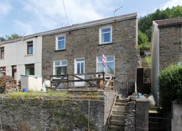 Thumbnail 3 bed end terrace house for sale in Glyn Street, Ogmore Vale