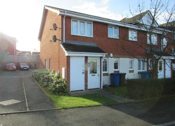 Thumbnail 1 bed flat to rent in Grazier Avenue, Tamworth, Staffordshire