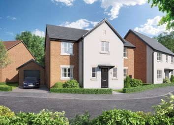 Thumbnail 4 bedroom detached house for sale in Gloucester Road, Tutshill, Chepstow