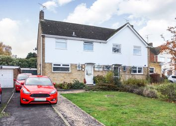 Thumbnail 3 bed semi-detached house for sale in High Elms, Rainham Gillingham