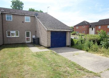 Thumbnail 3 bedroom end terrace house for sale in Sandpiper Close, Haverhill