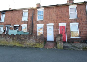 Thumbnail 2 bed terraced house to rent in Colne Bank Avenue, Colchester