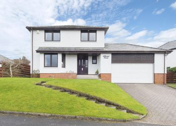 Thumbnail 4 bed property for sale in Sibbrane House, Barr's Brae, Kilmacolm