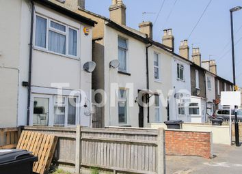 Thumbnail 2 bed terraced house to rent in Longley Road, Croydon