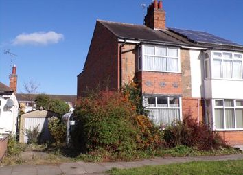 Thumbnail 2 bedroom semi-detached house for sale in Melton Avenue, Leicester, Leicestershire, England