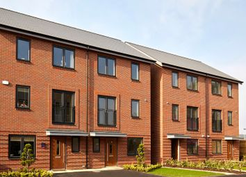 Thumbnail 4 bedroom end terrace house for sale in The Middleton, Reading Gateway, Imperial Way, Reading, Berkshire