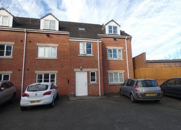 Thumbnail 1 bedroom flat to rent in Brookfield Court, Edmund Road, Spondon