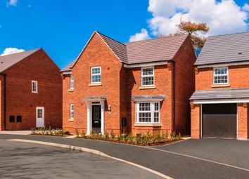 """Thumbnail 4 bed detached house for sale in """"Mitchell"""" at Bishops Itchington, Southam"""