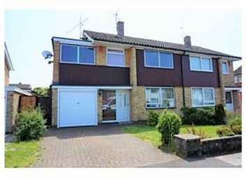 Thumbnail 4 bed semi-detached house for sale in Ashchurch Drive, Wollaton