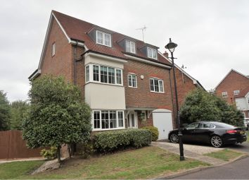Thumbnail 5 bed detached house for sale in Edelin Road, Bearsted, Maidstone