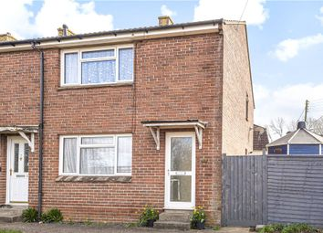 Thumbnail 2 bed end terrace house for sale in St. Davids Close, Axminster, Devon