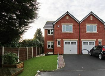 Thumbnail 4 bedroom semi-detached house for sale in Wilton Lane, Radcliffe, Manchester