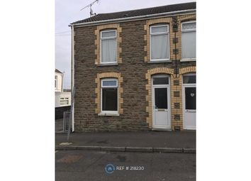 Thumbnail 1 bed terraced house to rent in New Road, Grovesend