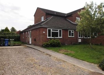 Thumbnail 2 bed bungalow to rent in Chapman Street, Market Rasen