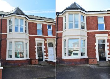 Thumbnail 5 bedroom terraced house for sale in Burlington Road, Blackpool