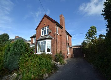 Thumbnail 3 bed detached house for sale in Barbican Lane, Barnstaple
