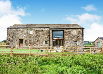 Thumbnail 5 bed barn conversion for sale in Bracewell, Skipton