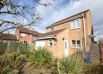 Thumbnail 3 bed detached house for sale in Meadowsweet Close, Haverhill