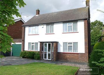 Thumbnail 3 bedroom detached house for sale in Furzehill Road, Borehamwood, Hertfordshire