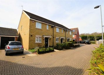 Thumbnail 3 bed terraced house to rent in Kings Wood Park, Epping
