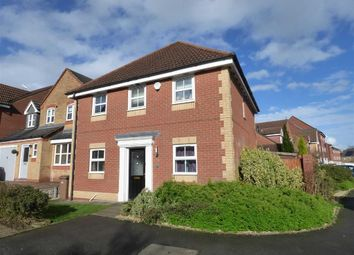 Thumbnail 3 bed detached house for sale in Moorhen Way, Packmoor, Stoke-On-Trent