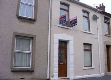 Thumbnail 4 bed terraced house to rent in Brynmor Road, Llanelli