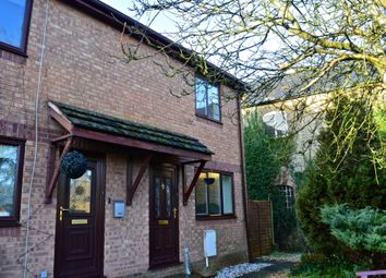 Thumbnail 2 bedroom terraced house for sale in Weavers Close, Crewkerne