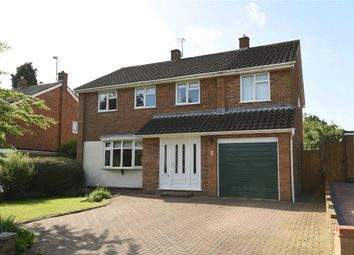 Thumbnail 4 bed detached house for sale in Falcon Avenue, Bedford