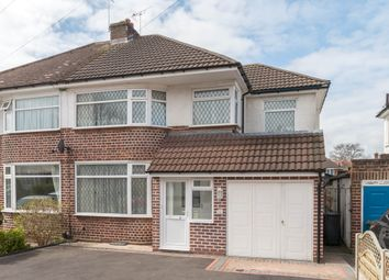 Thumbnail 4 bed semi-detached house for sale in Malcolm Road, Shirley, Solihull