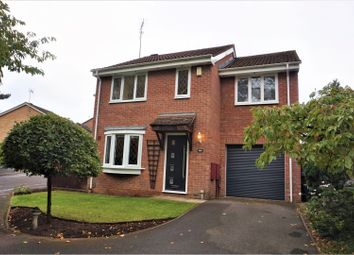 Thumbnail 4 bedroom detached house for sale in Field View Drive, Downend