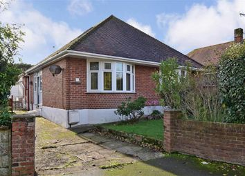 Thumbnail Detached bungalow for sale in Thornborough Close, Ryde, Isle Of Wight