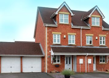 3 bed town house for sale in The Fieldings, Fulwood, Preston PR2