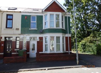 Thumbnail 3 bed terraced house for sale in Longspears Avenue, Cardiff