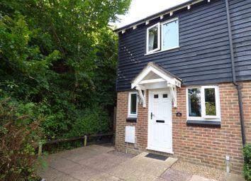Thumbnail 2 bed semi-detached house for sale in Bradbridge Green, Singleton, Ashford