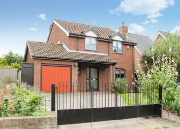 Thumbnail 3 bed detached house to rent in High Street, Wangford, Beccles