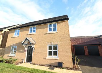 Thumbnail 5 bed detached house for sale in Blackberry Close, Higham Ferrers, Rushden