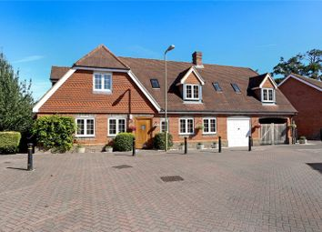 Thumbnail 4 bed detached house for sale in Creswell, Hook, Hampshire