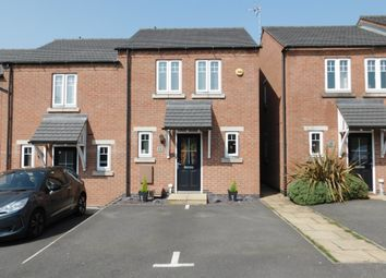 Thumbnail 3 bedroom end terrace house for sale in Merton Close, Church Gresley