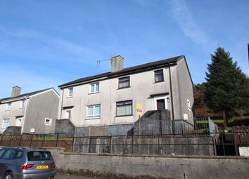 Thumbnail 3 bed semi-detached house for sale in Grieve Road, Greenock