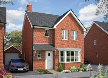 "Thumbnail 3 bedroom semi-detached house for sale in ""The Epsom"" at Winchester Road, Hampshire, Botley"